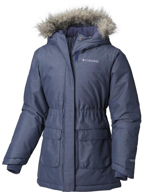 Columbia Nordic Strider Jacket Youths Nocturnal